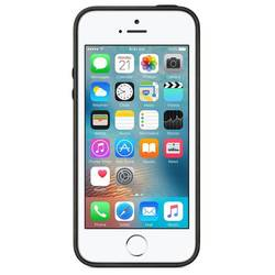 клип-кейс для apple iphone 5,5s,se (mmhh2zm/a) (черный)
