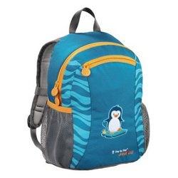 Рюкзак детский Step By Step Junior Talent little penguin (серо-голубой)