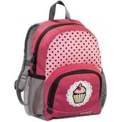 Рюкзак детский Step By Step (Junior Dressy Sweet cake) (красно-серый)