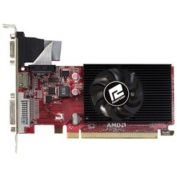 PowerColor Radeon R5 230 625Mhz PCI-E 2.1 2048Mb 1000Mhz 64 bit DVI HDMI HDCP OEM