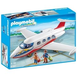 Playmobil Summer Fun 6081 Самолет с туристами