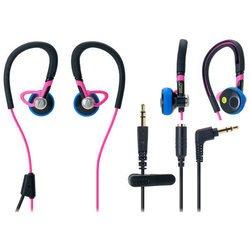 Audio-Technica ATH-CP500 MC (розовый/синий)