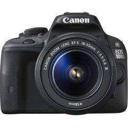 Canon EOS 100D Kit (в комплекте объектив 18-55 DCIII)