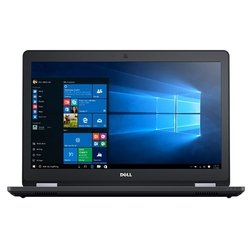 "dell latitude e5570 (intel core i5 6440hq 2600 mhz/15.6""/1366x768/4.0gb/256gb ssd/dvd нет/intel hd graphics 530/wi-fi/bluetooth/win 10 home)"