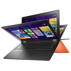 "lenovo ideapad yoga 2 13 (intel core i7 4510u 2000 mhz/13.3""/1920x1080/4.0gb/256gb ssd/dvd нет/intel hd graphics 4400/wi-fi/bluetooth/win 8 64)"