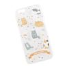 Силиконовый чехол для Apple iPhone 6, 6s (Liberti Project 0L-00027555) (прозрачный) - Чехол для телефонаЧехлы для мобильных телефонов<br>Силиконовый чехол плотно облегает заднюю крышку телефона и надежно защищает его от пыли и царапин.<br>