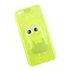 Силиконовый чехол для Apple iPhone 6, 6s (Liberti Project 0L-00027467) (желтый) - Чехол для телефонаЧехлы для мобильных телефонов<br>Силиконовый чехол плотно облегает заднюю крышку телефона и надежно защищает его от пыли и царапин.<br>