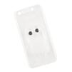 Силиконовый чехол для Apple iPhone 6, 6s (Liberti Project 0L-00027464) (прозрачный) - Чехол для телефонаЧехлы для мобильных телефонов<br>Силиконовый чехол плотно облегает заднюю крышку телефона и надежно защищает его от пыли и царапин.<br>