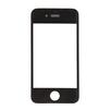 Защитное стекло для Apple iPhone 4, 4S (Liberti Project R0001759) (черное) - Защитное стекло, пленка для телефонаЗащитные стекла и пленки для мобильных телефонов<br>Прочное стекло защитит дисплей Вашего устройства от царапин и потертостей.<br>
