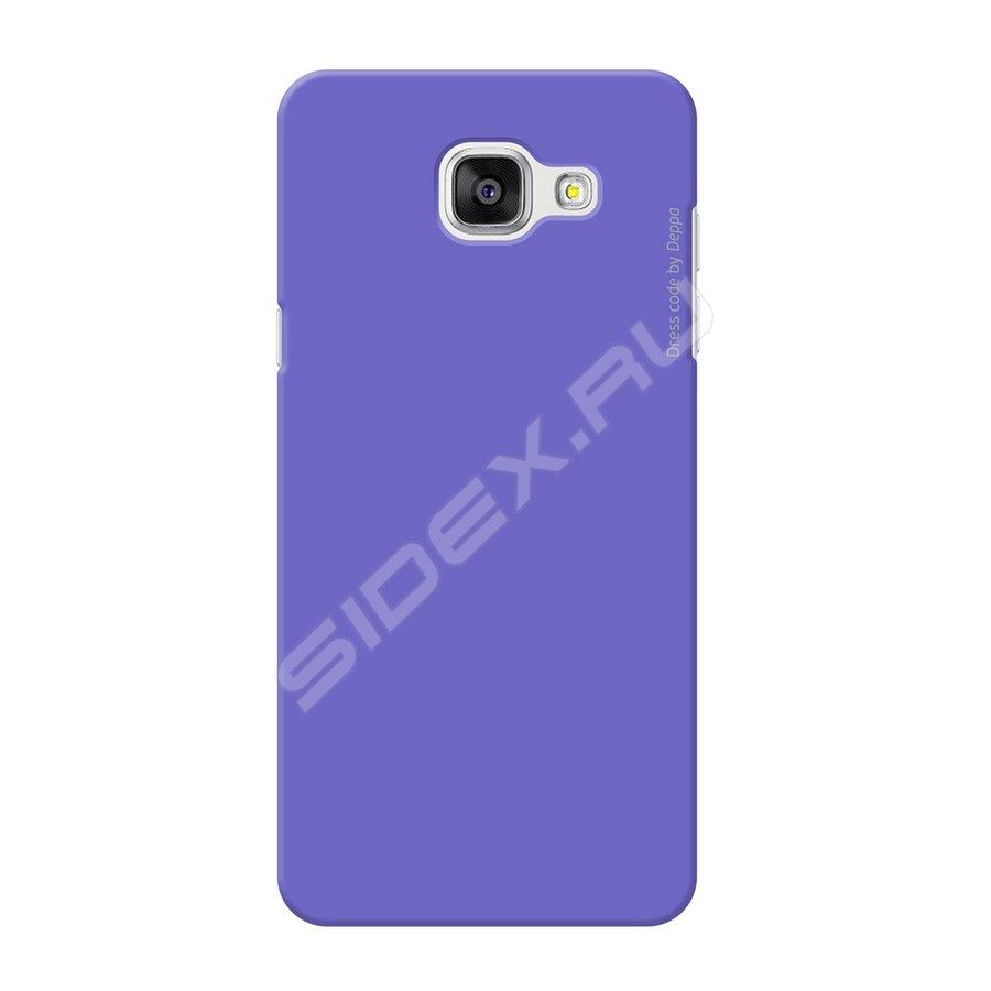 Чехол Deppa Air Case для Samsung Galaxy A3(2017) золотой 83284