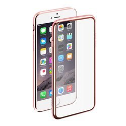 ����� � �������� ������ ��� apple iphone 6 plus, 6s plus (gel plus case deppa 85217) (�������)