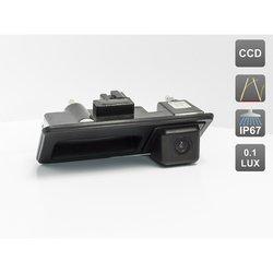 CCD штатная камера заднего вида для AUDI A1, A4, A5, A7, Q3, Q5 (Avis AVS326CPR (#003))