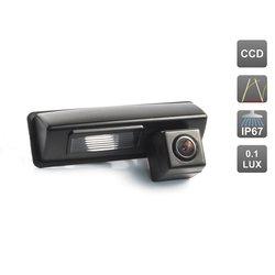 CCD штатная камера заднего вида c динамической разметкой для LEXUS RX II 300/330/350/400h (2003-2008), ES IV 300/330 (2001-2006), GS II 300/400/430 (1997-2005), IS I 200/300 (1999-2004), IS-F (2008-...), LS III 430 (2003-2006) (AVIS AVS326CPR (#043))