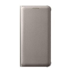 чехол-книжка для samsung galaxy j1 mini (acqua wallet extra 53929) (золотистый)