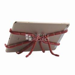 Универсальный держатель для планшета Паук (LP 0L-00002495) (красный)