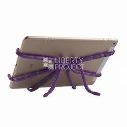 Универсальный держатель для планшета Паук (LP 0L-00002497) (фиолетовый)