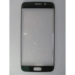 Стекло экрана для Samsung Galaxy S6 Edge G925F (97679) (зеленый) (1-я категория)