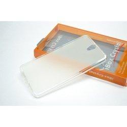 Силиконовый чехол-накладка для Lenovo Vibe S1 (iBox Crystal YT000008829) (матовый)