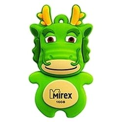Mirex DRAGON 4GB (зеленый)
