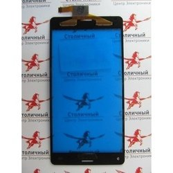 Тачскрин для Sony Xperia Z3 Compact D5803 (97672) (черный) (1-я категория)