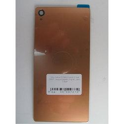 Задняя крышка Sony Xperia Z3 D6603, Xperia Z3 dual D6633 (97210) (медный) (1-я категория)