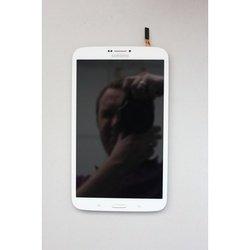 Дисплей (экран) для Samsung Galaxy Tab 3 8.0 T311 с тачскрином (65169) (белый) (1-я категория)