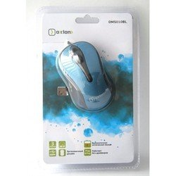 oxion oms010bl blue usb