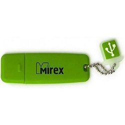 mirex chromatic usb 3.0 16gb (зеленый)