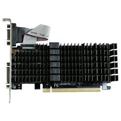 GIGABYTE GeForce GT 710 954Mhz PCI-E 2.0 1024Mb 1600Mhz 64 bit DVI HDMI HDCP Silent RTL