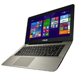 "asus k455lb (intel core i5 5200u 2200 mhz/14.0""/1366x768/8.0gb/1000gb/dvd-rw/nvidia geforce 940m/wi-fi/bluetooth/dos)"