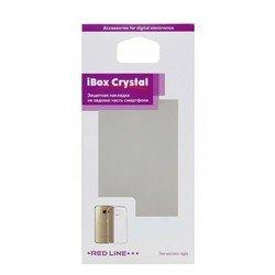 Силиконовый чехол-накладка для Motorola Moto X Play (iBox Crystal YT000008437) (прозрачный)