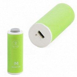 Пульт Bluetooth для селфи для мобильных телефонов Shut M Shutter Tub (46919) (зеленый)