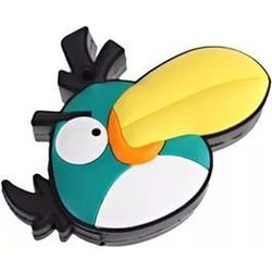 usb drive green birds 16gb