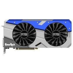 Palit GeForce GTX 1080 1645Mhz PCI-E 3.0 8192Mb 10000Mhz 256 bit DVI HDMI HDCP RTL
