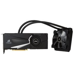 MSI GeForce GTX 1080 1708Mhz PCI-E 3.0 8192Mb 10108Mhz 256 bit DVI HDMI HDCP SEA HAWK X RTL