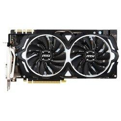 MSI GeForce GTX 1080 1657Mhz PCI-E 3.0 8192Mb 10010Mhz 256 bit DVI HDMI HDCP RTL