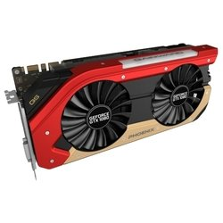 gainward geforce gtx 1080 1708mhz pci-e 3.0 8192mb 10000mhz 256 bit dvi hdmi hdcp