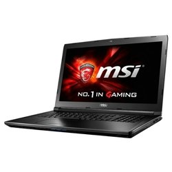 "msi gl72 6qc (intel core i5 6300hq 2300 mhz/17.3""/1600x900/8.0gb/1000gb/dvd-rw/nvidia geforce 940mx/wi-fi/bluetooth/win 10 home)"