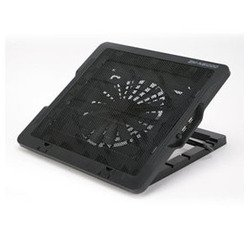 "Охлаждающая подставка для ноутбука до 16"" (Zalman ZM-NS1000) (черный)"