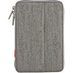 """Универсальный чехол-подставка для планшета 7"""" (Defender Tablet purse uni 26017) (серый)"""