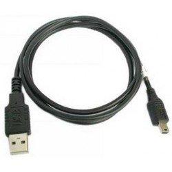 Кабель USB-miniUSB (Activ 7655) (черный)