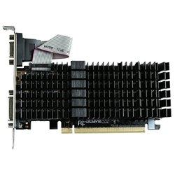 GIGABYTE GeForce GT 710 954Mhz PCI-E 2.0 2048Mb 1800Mhz 64 bit DVI HDMI HDCP Silent (RTL)