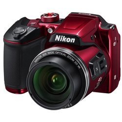 Nikon Coolpix B500 (красный)