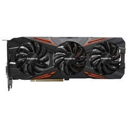 GIGABYTE GeForce GTX 1080 1721Mhz PCI-E 3.0 8192Mb 10010Mhz 256 bit DVI HDMI HDCP RTL