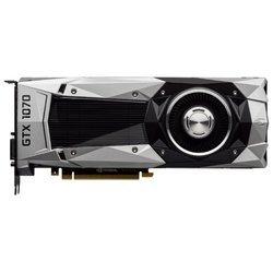 GIGABYTE GeForce GTX 1070 1506Mhz PCI-E 3.0 8192Mb 8000Mhz 256 bit DVI HDMI HDCP RTL