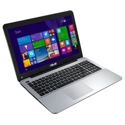 "asus f555lb (intel core i5 5200u 2200 mhz/15.6""/1366x768/8.0gb/1000gb/dvd-rw/nvidia geforce 940m/wi-fi/bluetooth/win 8 64)"