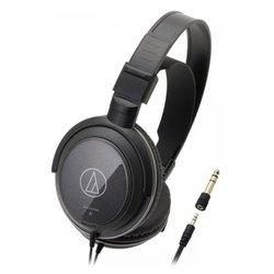 Audio-Technica ATH-AVC300 (черный)