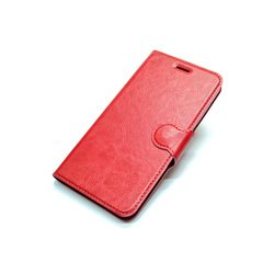 чехол-книжка для lg k5 (red line book type yt000008668) (красный)
