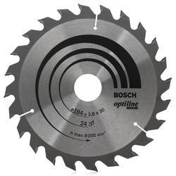 Пильный диск по дереву Bosch Optiline 2608640610