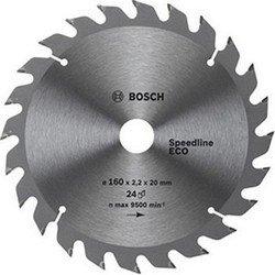 Пильный диск по дереву Bosch Speedline ECO 2608641779